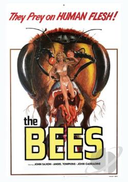Bees DVD Cover Art