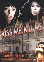 Kiss Me, Kill Me DVD Cover Art