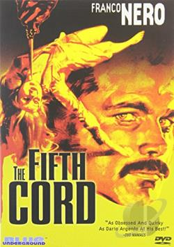 Fifth Cord DVD Cover Art