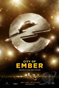 City of Ember DVD Cover Art