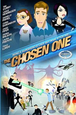 Chosen One DVD Cover Art