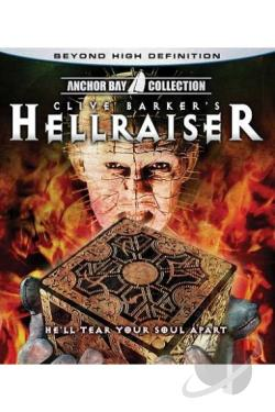 Hellraiser BRAY Cover Art