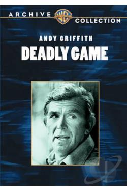 Deadly Game (TV Episode) DVD Cover Art