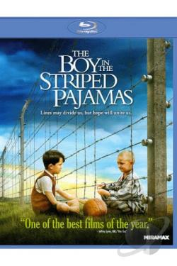Boy in the Striped Pajamas BRAY Cover Art