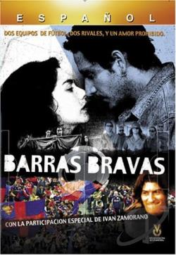 Barras Bravas DVD Cover Art