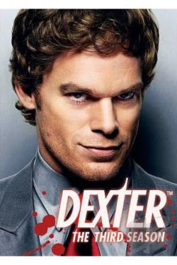 Dexter - The Complete Third Season DVD Cover Art