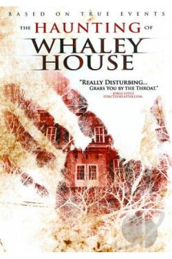 Haunting of Whaley House DVD Cover Art