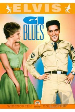 G.I. Blues DVD Cover Art