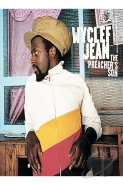 Wyclef Jean - The Preacher's Son DVD Cover Art