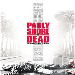 Pauly Shore is Dead DVD Cover Art