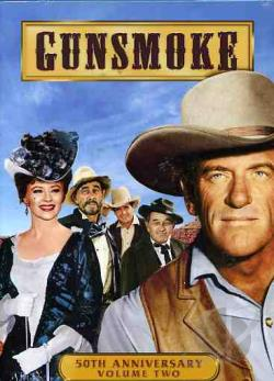 Gunsmoke - 50th Anniversary: Vol. 2 DVD Cover Art