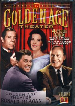 Golden Age Theater - Vol. 1 DVD Cover Art