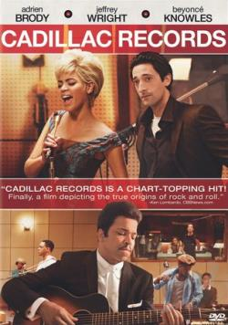 Cadillac Records DVD Cover Art