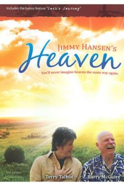 Jimmy Hansen's Heaven DVD Cover Art