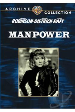 Manpower DVD Cover Art