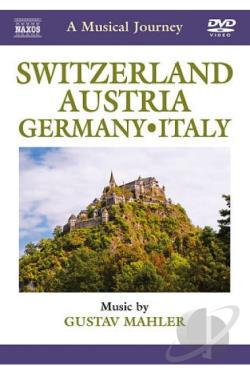 Musical Journey: Switzerland, Austria, Germany, Italy DVD Cover Art