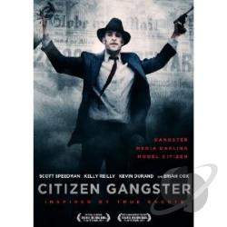 Citizen Gangster DVD Cover Art