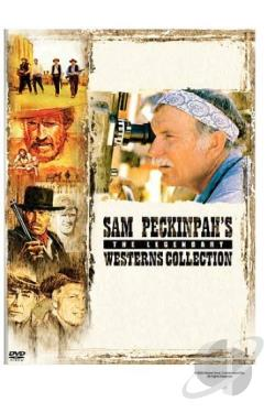 Peckinpah Collection DVD Cover Art
