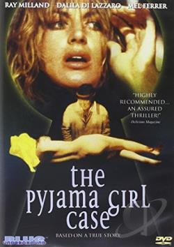 Pyjama Girl Case DVD Cover Art