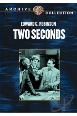 Two Seconds DVD Cover Art