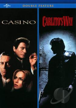 Casino/Carlito's Way DVD Cover Art