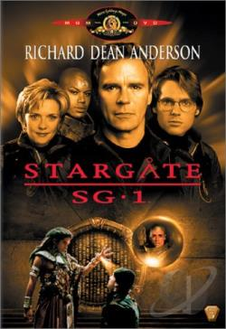 Stargate SG-1 - Season 1: Volume 5 DVD Cover Art