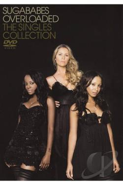 Sugababes: Overloaded - The Singles Collection DVD Cover Art
