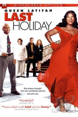 Last Holiday DVD Cover Art