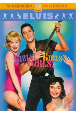 Girls! Girls! Girls! DVD Cover Art