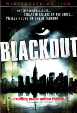 Blackout DVD Cover Art
