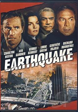 Earthquake DVD Cover Art