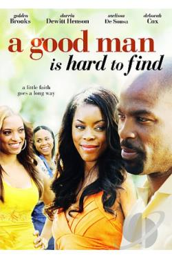 Good Man Is Hard to Find DVD Cover Art