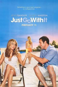 Just Go With It DVD Cover Art