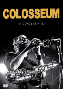 Colosseum: In Concert 1971 DVD Cover Art