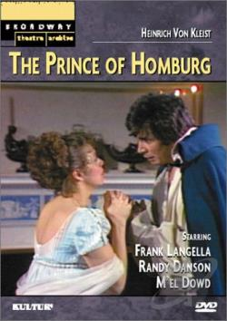 Broadway Theatre Archive - Prince of Homburg DVD Cover Art