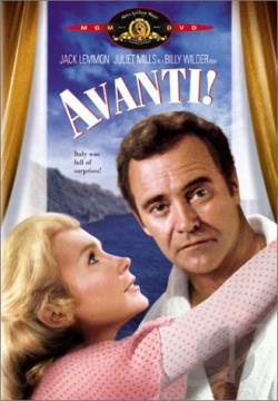 Avanti DVD Cover Art