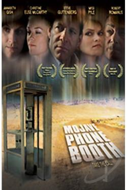 Mojave Phone Booth DVD Cover Art