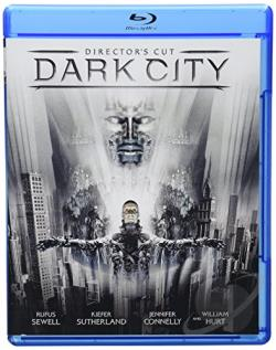 Dark City BRAY Cover Art