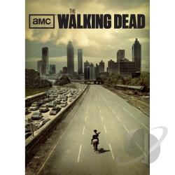 Walking Dead: The Complete First Season DVD Cover Art
