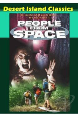 People From Space DVD Cover Art