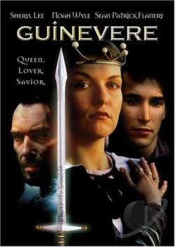 Guinevere DVD Cover Art