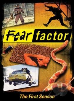 Fear Factor - The Complete First Season DVD Cover Art
