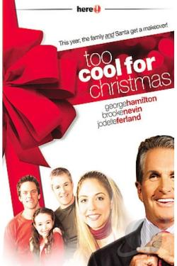 Too Cool For Christmas DVD Cover Art