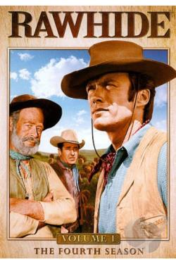 Rawhide: The Fourth Season, Vol. 1 DVD Cover Art