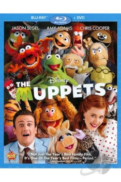 Muppets BRAY Cover Art