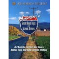 America's Great Road Trips: Red Rock, New Mexico, Natchez Trace, Blue Ridge, Vermont, Michigan DVD Cover Art