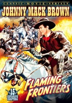 Flaming Frontiers DVD Cover Art