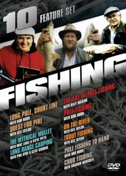 Ultimate Fishing Collection DVD Cover Art