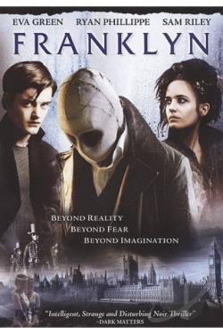 Franklyn DVD Cover Art