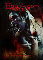 Hollywood Horror Collection DVD Cover Art